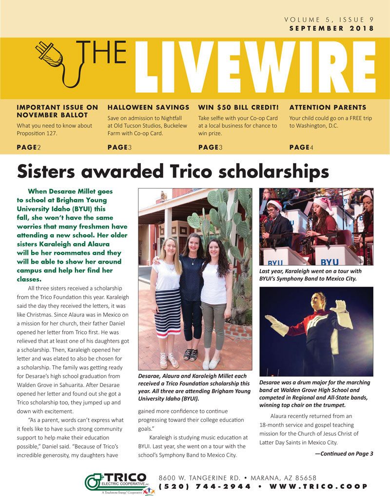 Livewire Archive | Trico Electric Coop